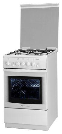 Электрогазовая плита de luxe 50х60 нагревательные элементы для стеклокерамических электроплит
